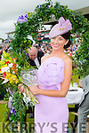 Edel Crowley,  from Kenmare Is Crowned Queen Of Fashion At Ladies Day In Killarney
