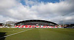 General view of Fleetwood Town  - English League One - Fleetwood Town vs Sheffield Utd - Highbury Stadium - Fleetwood - England - 5rd March 2016 - Picture Simon Bellis/Sportimage