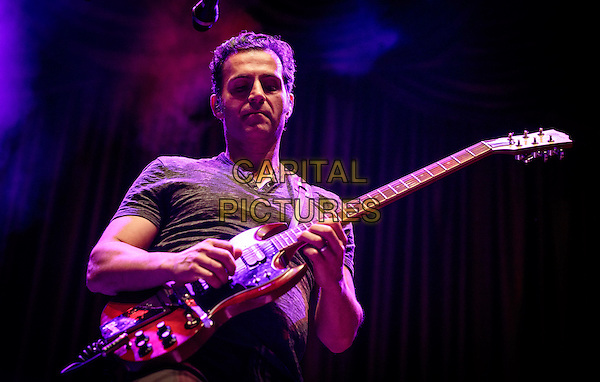 LAS VEGAS, NV - October 2, 2016: ***HOUSE COVERAGE*** Dweezil Zappa Plays Whatever The F@%K He Wants at Brooklyn Bowl in Las vegas, NV on October 2, 2016. <br /> CAP/MPI/EKP<br /> &copy;EKP/MPI/Capital Pictures