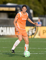 03 May 2009:  Yael Averbuch of the Sky Blue FC in action during the game against FC Gold Pride at Buck Shaw Stadium in Santa Clara, California.   FC Gold Pride defeated Sky Blue FC, 1-0.