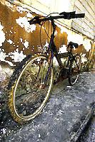 Rusty bike, Thailand.