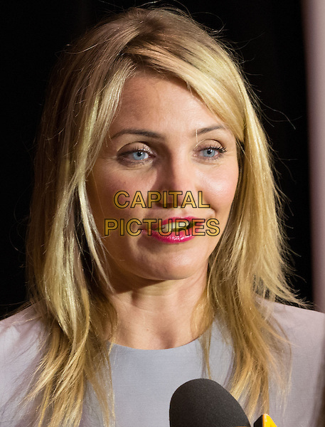 LAS VEGAS, NV - March 27: Cameron Diaz pictured arriving at 20th Century Fox Presentation at Cinemacon 2014 at Caesars Palace in Las Vegas, NV on March 27, 2014.<br /> CAP/MPI/RTN/KAB<br /> &copy;RTNKabik/MediaPunch/Capital Pictures