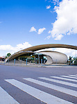 Estacion de Autobuses. Casar de Caceres. Justo Garcia Rubio Architect
