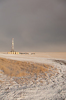 Oil development, drilling and exploration in the Baaken region of North Dakota