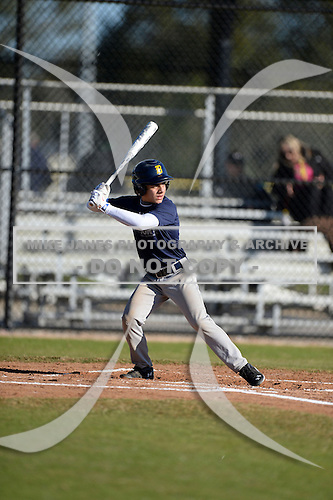 Jonathan Barditch (20) of Miami, Florida participates in the Baseball Factory All-America Pre-Season Rookie Tournament, powered by Under Armour, at Lake Myrtle Sports Complex on January 19, 2014 in Auburndale, Florida.  (Copyright Mike Janes Photography)