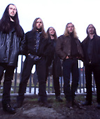 Jan 1995: PARADISE LOST - Photosession with new drummer line-up