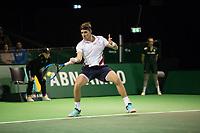 Rotterdam, Netherlands, 9 februari, 2019, Ahoy, Tennis, ABNAMROWTT, SCOTT GRIEKSPOOR (NED) Photo: Henk Koster/tennisimages.com