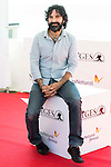 """Spanish director Mateo Gil attends to a photocall during the presentation of the film """"Proyecto Lazaro"""" at the Festival de Cine Fantastico de Sitges in Barcelona. October 07, Spain. 2016. (ALTERPHOTOS/BorjaB.Hojas)"""