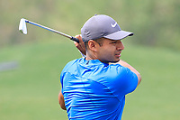 Julian Suri (USA) in action during the final round of the Volvo China Open played at Topwin Golf and Country Club, Huairou, Beijing, China 26-29 April 2018.<br /> 29/04/2018.<br /> Picture: Golffile | Phil Inglis<br /> <br /> <br /> All photo usage must carry mandatory copyright credit (&copy; Golffile | Phil Inglis)