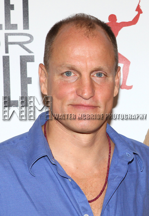 Woody Harrelson.attending the Meet & Greet for 'Bullet For Adolf' at the Snapple Rehearsal Studios in New York City on 6/26/2012