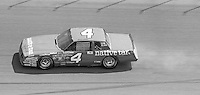 Tommy Ellis 14th place finish Firecracker 400 at Daytona International Speedway in Daytona beach, FL on July 4m 1984.  (Photo by Brian Cleary/www.bcpix.com)