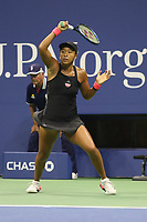 Naomi Osaka<br /> Tennis US Open. 9-6-2018<br /> Photo by John Barrett/PHOTOlink