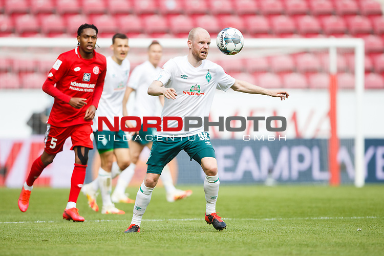 Davy Klaassen (SV Werder Bremen) mit Ball, <br /> <br /> Sport: Fussball: 1. Bundesliga:: nphgm001:  Saison 19/20: 33. Spieltag: 1. FSV Mainz 05 vs SV Werder Bremen 20.06.2020<br /> Foto: Neis/Eibner/Pool/via gumzmedia/nordphoto<br />