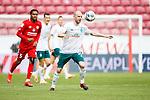 Davy Klaassen (SV Werder Bremen) mit Ball, <br /> <br /> Sport: Fussball: 1. Bundesliga:: nphgm001:  Saison 19/20: 33. Spieltag: 1. FSV Mainz 05 vs SV Werder Bremen 20.06.2020<br /> Foto: Neis/Eibner/Pool/via gumzmedia/nordphoto<br /><br />DFB regulations prohibit any use of photographs as image sequences and/or quasi-video.<br />Editorial Use ONLY<br />National and International News Agencies OUT<br />  DFL REGULATIONS PROHIBIT ANY USE OF PHOTOGRAPHS AS IMAGE SEQUENCES AND OR QUASI VIDEO<br /> EDITORIAL USE ONLY<br /> NATIONAL AND INTERNATIONAL NEWS AGENCIES OUT