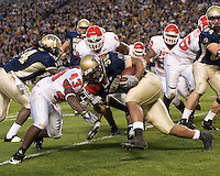 Rutgers Scarlet Knights @ Pitt Panthers 10-21-06