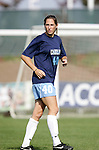 UNC's Vanessa Toll on Sunday, November 6th, 2005 at SAS Stadium in Cary, North Carolina. The University of North Carolina Tarheels defeated the Virginia Cavaliers 4-1 in the Championship Game of the Atlantic Coast Conference Women's Soccer Tournament.