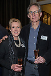 Anna and Chris Richards at the Greenbank 21 Year Reunion - Current and Past Parents, The Northern Club, Auckland, New Zealand,  Friday, August 04, 2017.Photo: David Rowland / One-Image.com for BW Media
