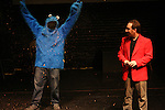 Elephant Larry at Sketchfest NYC, 2007. Sketch Comedy Festival in New York City.