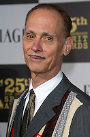 US director John Waters arrives at the 25th Independent Spirit Awards held at the Nokia Theater in Los Angeles on March 5, 2010. The Independent Spirit Awards is a celebration honoring films made by filmmakers who embody independence and originality..Photo by Nina Prommer/Milestone Photo