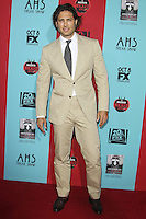 HOLLYWOOD, LOS ANGELES, CA, USA - OCTOBER 05: Brad Falchuk arrives at the Los Angeles Premiere Screening Of FX's 'American Horror Story: Freak Show' held at the TCL Chinese Theatre on October 5, 2014 in Hollywood, Los Angeles, California, United States. (Photo by Celebrity Monitor)