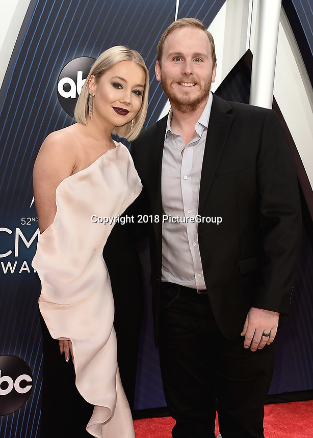 NASHVILLE, TN - NOVEMBER 14:  RaeLynn at the 52nd Annual CMA Awards at the Bridgetone Arena on November 14, 2018 iin Nashville, Tennessee. (Photo by Scott Kirkland/PictureGroup)
