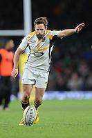 Ruaridh Jackson of Wasps during the Premiership Rugby match between London Irish and Wasps - 28/11/2015 - Twickenham Stadium, London<br /> Mandatory Credit: Rob Munro/Stewart Communications