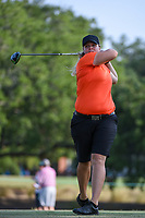 Caroline Hedwall (SWE) watches her tee shot on 2 during round 1 of the 2019 US Women's Open, Charleston Country Club, Charleston, South Carolina,  USA. 5/30/2019.<br /> Picture: Golffile | Ken Murray<br /> <br /> All photo usage must carry mandatory copyright credit (© Golffile | Ken Murray)