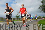 Paul Kirby and John Kenny pictured at the Rose of Tralee International 10k Race in Tralee on Sunday.