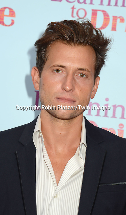 Peter Cincotti attends the NewYork VIP Premiere of &quot;Learning to Drive&quot;<br /> on August 17, 2015 at The Paris Theatre in New York City, New York, USA. <br /> <br /> photo by Robin Platzer/Twin Images<br />  <br /> phone number 212-935-0770