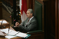 Montreal (Qc) CANADA - 2011 File Photo -<br />  - Claude Dauphin