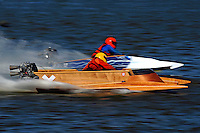 Boat X and 30-H   (outboard hydroplane)