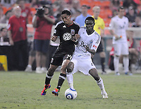 DC United vs Vancouver Whitecaps August 13 2011
