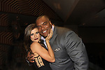 """One Life To Live's Kelley Missal """"Danielle Manning"""" & Sean Ringgold at New York Premiere Event for beloved series """"One Life To Live"""" on April 23, 2013 at NYU Skirball, New York City, New York - as The Online Network (TOLN) - OLTL - AMC begin airing on April 29, 2013 on Hulu and Hulu Plus.  (Photo by Sue Coflin/Max Photos)"""