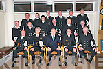 Long Service Awards: Members of the Irish Coast Guard Service of Ballybunion & Glenderry who were presented with long service medals by the Minister of Arts, Heritage & the Gaeltach, Jimmy Deenihan, TD, at a ceremony at the Ballybunion Golf Club on Saturday night last. Front : Bernard Hehir, Tim O'Keeffe, Minister Jinmmy Deenihan, TJ McCarron, & Patrick Higgins.  Centre,: Thomas Dunne, John Walsh, Frank Whelan, Mike Flahive, Liam Mulvihill & Michael Hehir. Back: Padraigh Casey, Grace Flahive, Chris Reilly, Joe Costello, Frank O'Connor & Paul O'Connor.