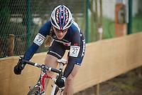 Katherine 'Katie' Compton (USA/Trek)<br /> <br /> Zolder CX UCI World Cup 2014