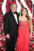 Stewart Lane and Bonnie Comley arrives at The 72nd Annual Tony Awards on June 10, 2018 at Radio City Music Hall in New York, New York, USA. <br /> <br /> photo by Robin Platzer/Twin Images<br />  <br /> phone number 212-935-0770
