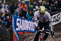 David Westhoff (DEU)<br /> <br /> Junior Men's Race<br /> UCI CX Worlds 2018<br /> Valkenburg - The Netherlands
