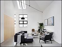Council depot transformed into minimalist masterpiece.