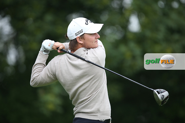 Emiliano Grillo (ARG) shot a 69 for -17 and T8 during the Final Round of the BMW International Open 2014 from Golf Club Gut Lärchenhof, Pulheim, Köln, Germany. Picture:  David Lloyd / www.golffile.ie
