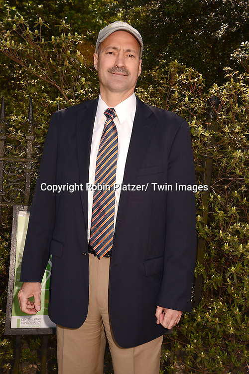 Doug Blonsky attends the 32nd Annual Frederick Law Olmsted Awards Hat Luncheon given by The Central Park Conservancy on May 7,2014 in Central Park in New York City, NY USA.
