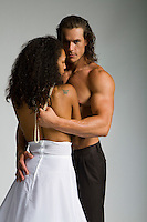 RETIRED Studio Smexy for Illustrated Romance images by Jenn LeBlanc for romance novel book covers.