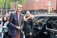 NOVA YORK, EUA, 22.10.2018 - DONOVAN-MARSH - O diretor Donovan Marsh é visto no bairro do Soho em Nova York nos Estados Unidos nesta segunda-feira, 22. (Foto: William Volcov/Brazil Photo Press)