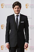 London, UK. 8 May 2016. Iwan Rheon. Red carpet  celebrity arrivals for the House Of Fraser British Academy Television Awards at the Royal Festival Hall.