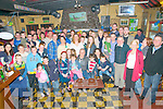 40th Birthday: Liam Kelly, Irremore, Listowel who celebrated his 4oth birthday with family & friends at McCarthy's Bar, Finuge on Saturday evening last.