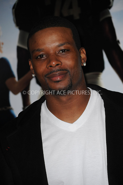 WWW.ACEPIXS.COM . . . . . ....November 17 2009, New York City....Kerry Rhodes of the New York Jets arriving at the premiere of 'The Blind Side' at the Ziegfeld Theatre on November 17, 2009 in New York City.....Please byline: KRISTIN CALLAHAN - ACEPIXS.COM.. . . . . . ..Ace Pictures, Inc:  ..tel: (212) 243 8787 or (646) 769 0430..e-mail: info@acepixs.com..web: http://www.acepixs.com