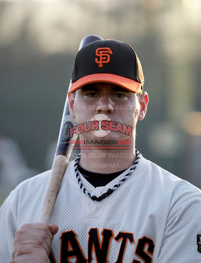 Tommy Joseph - AZL Giants (2009 Arizona League)..Photo by:  Bill Mitchell/Four Seam Images..