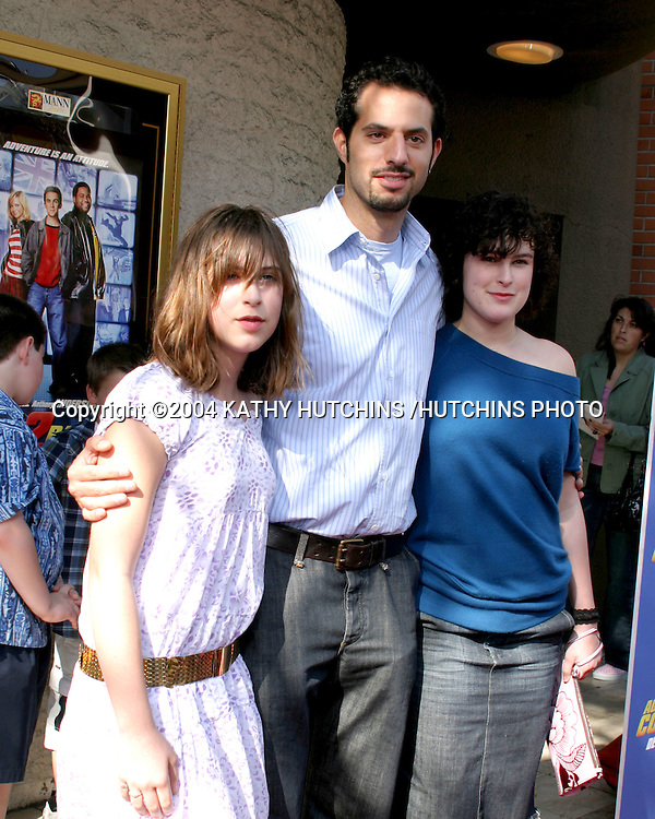 ©2004 KATHY HUTCHINS /HUTCHINS PHOTOPaley .PREMIERE OF AGENT CODY BANKS: DESTINATION LONDON.WESTWOOD, CA.MARCH 6, 2004..SCOUT WILLIS.GUY OSEARY.RUMER WILLIS