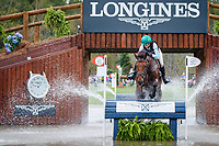 AUS-Emma McNab rides Fernhill Tabasco during the Cross Country for the FEI World Team and Individual Eventing Championship. 2018 FEI World Equestrian Games Tryon. Saturday 15 September. Copyright Photo: Libby Law Photography