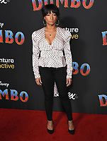 11 March 2019 - Hollywood, California - Monique Coleman. &quot;Dumbo&quot; Los Angeles Premiere held at Ray Dolby Ballroom. Photo <br /> CAP/ADM/BT<br /> &copy;BT/ADM/Capital Pictures