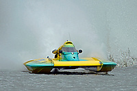 """Doug Havell, A-23 """"Geezerboat"""" (2.5 MOD class hydroplane(s)"""